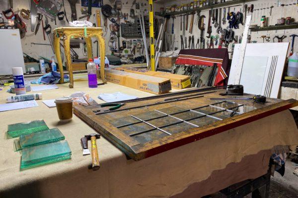 Custom Leadlighting Repairs